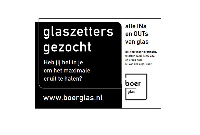 Boerglas_vacature